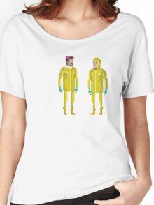 8-Bit TV Breaking Bad Women's Relaxed Fit T-Shirt