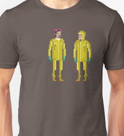 8-Bit TV Breaking Bad Unisex T-Shirt