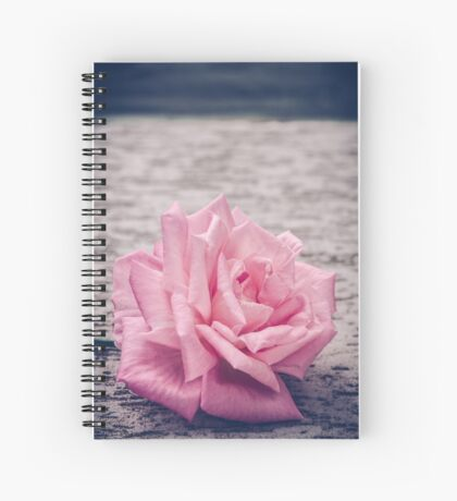 A simply Rose Spiral Notebook