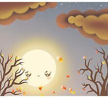 Cute Sky 11- Autumn Photographic Print