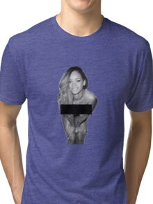 rihanna Tri-blend T-Shirt