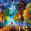 Freshness of Cold — Buy Now Link - www.etsy.com/listing/127691448 by Leonid  Afremov