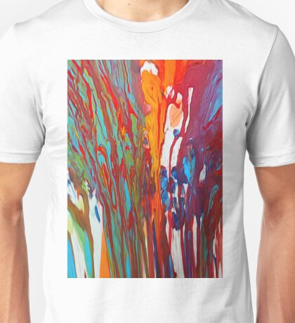 Abstract composition 413 Unisex T-Shirt
