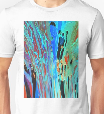 Abstract composition 414 Unisex T-Shirt