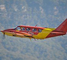 Aerial Patrol Take-off, Albion Park Airshow, Australia 2012 by muz2142