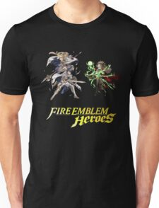Fire Emblem Heroes - Main Lords Unisex T-Shirt