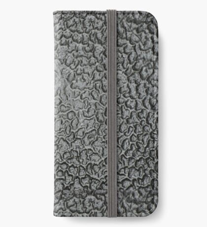 Texturized iPhone Wallet/Case/Skin