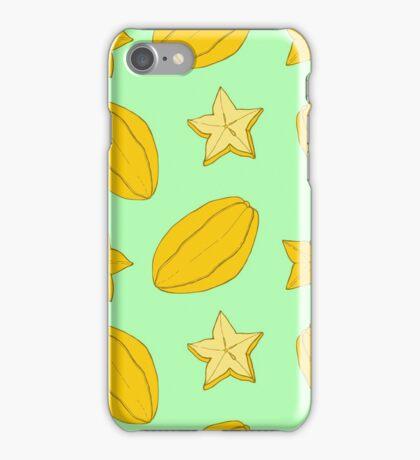 Carambola la la iPhone Case/Skin