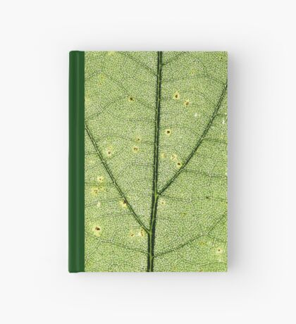 Leafy in Nature Hardcover Journal