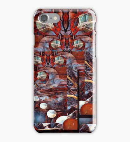 The Unknown iPhone Case/Skin