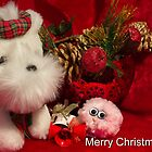 Scottie & Sprogglett's first Chritmas by Kristina K
