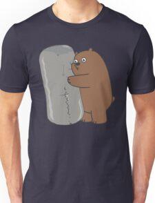 We Bare Bears, Griz Comfort Burrito Unisex T-Shirt