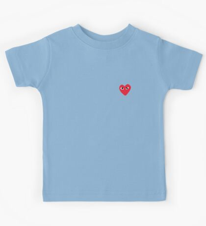 Comme Des Garcons - Play Kids Tee