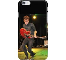 Guitarist, Kira Puru & The Bruise, Australia 2012 iPhone Case/Skin