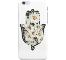 Daisy Hamsa iPhone Case/Skin
