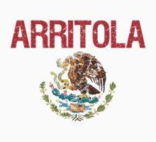 Arritola Surname Mexican Kids Clothes