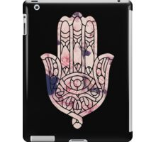 Pastel Rose Hamsa iPad Case/Skin