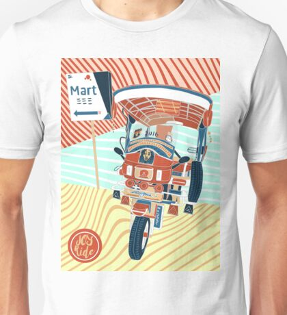 Auto-tricycle Unisex T-Shirt