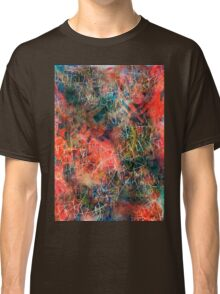 Sketchy Abstract Classic T-Shirt