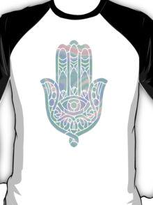 Holographic Hamsa T-Shirt