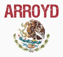 Arroyd Surname Mexican Kids Clothes