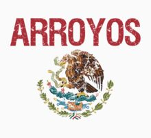 Arroyos Surname Mexican Kids Clothes