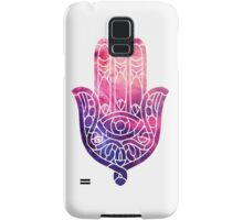 Pink and Purple Hamsa Samsung Galaxy Case/Skin