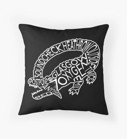 Catfish And The Bottlemen - The Ride Throw Pillow