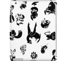 Pokemon Inks Set iPad Case/Skin