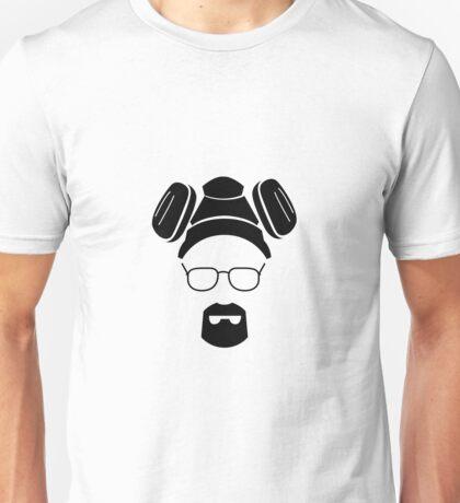 HEISENBERG EN PLENA ACCION Unisex T-Shirt