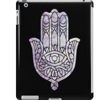 Pink Crystal Hamsa iPad Case/Skin
