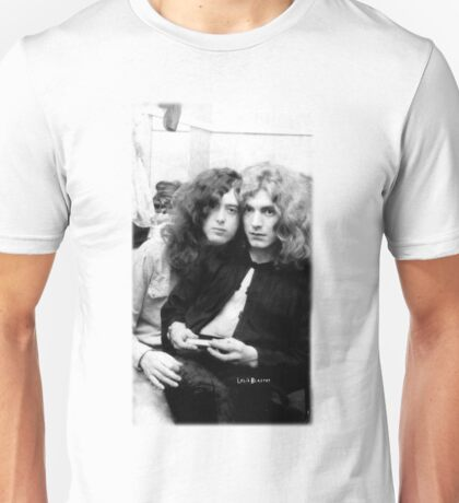 Jimbert Led Zeppelin Unisex T-Shirt