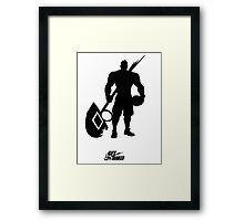 Darius Dunk Master Framed Print
