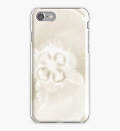 Moon Jelly Fish iPhone Case/Skin