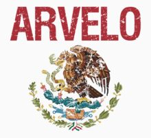 Arvelo Surname Mexican Kids Clothes