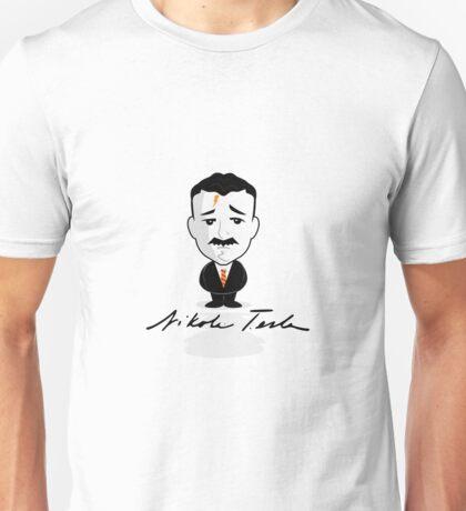 Mini Tesla Unisex T-Shirt