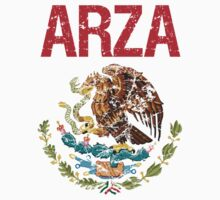 Arza Surname Mexican Kids Clothes