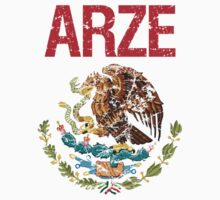 Arze Surname Mexican Kids Clothes