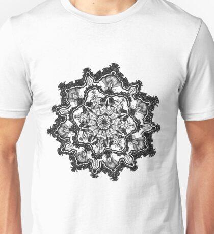 Galaxy Flower  Unisex T-Shirt