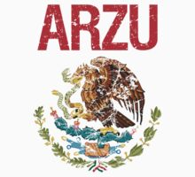 Arzu Surname Mexican Kids Clothes