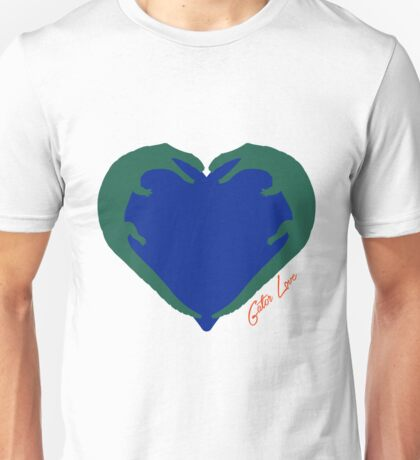 Gator Love Unisex T-Shirt