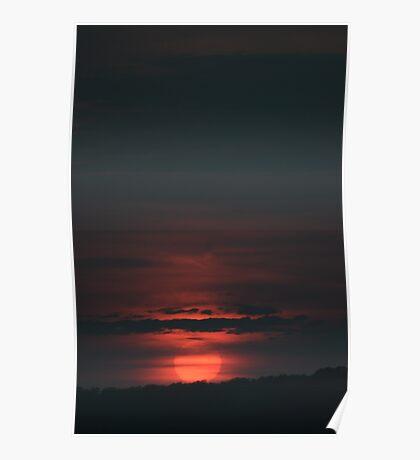Red Ball Sun, Red Ball Sun Poster