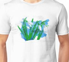 Watercolor snowdrops Unisex T-Shirt