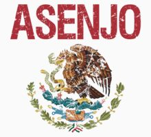 Asenjo Surname Mexican Kids Clothes