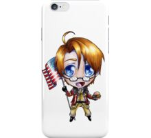 Chibi America iPhone Case/Skin