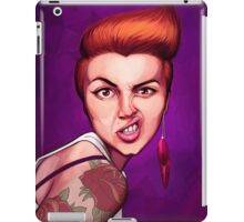 Stink Eye iPad Case/Skin