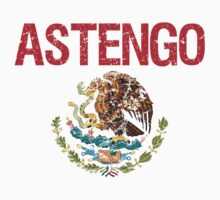 Astengo Surname Mexican Kids Clothes