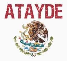 Atayde Surname Mexican Kids Clothes
