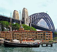 Sydney Harbour by Margaret Stevens
