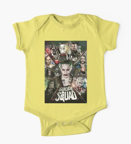 Suicide Squad One Piece - Short Sleeve